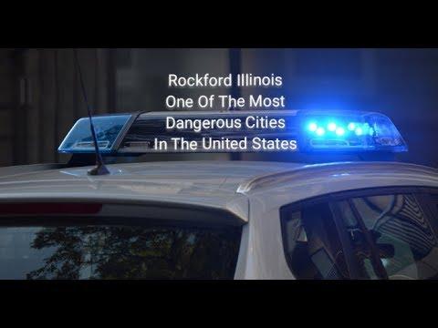 Take A Ride Through Rockford Illinois Ghettos