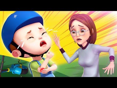 Boo Boo Song - 2 | + More Nursery Rhymes & Kids Songs | Baby Ronnie Rhymes