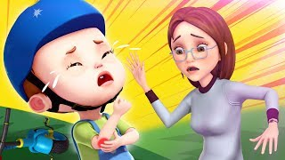 Boo Boo Song - 2 | + More Nursery Rhymes & Kids Songs | Baby Ronnie Rhymes
