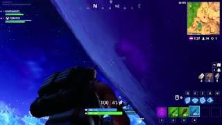 Se faire écraser par Giant Cube à Fortnite?!!!?