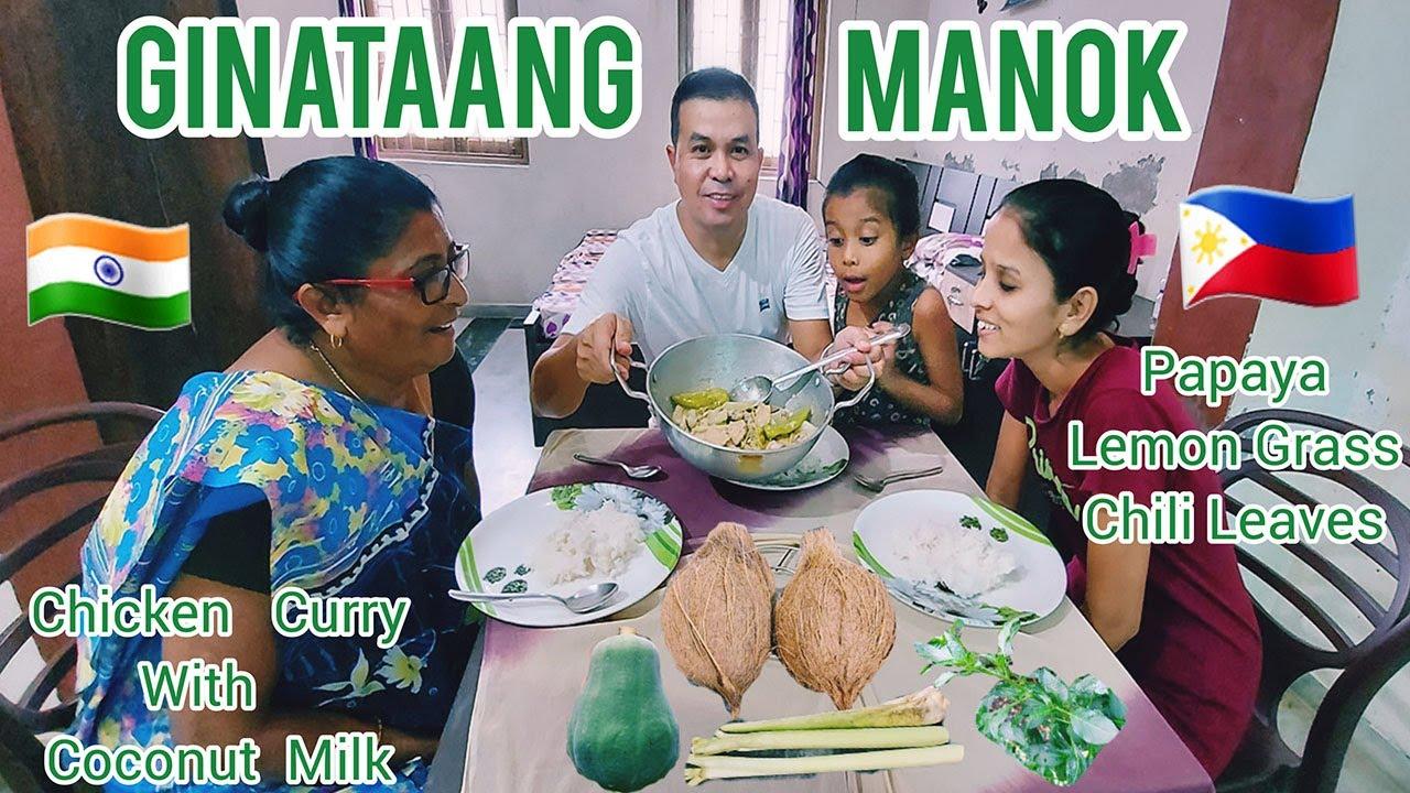 Download Bakit hindi daw popular ang Filipino food pero masarap naman ayon sa Indian mother in law ko.