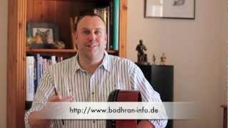 Die RWE (Rolf Wagels Edition) bodhrán