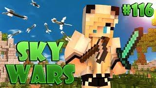 Minecraft Sky Wars #116|НОВЕНЬКИЕ КАРТЫ!(VimeWorld)