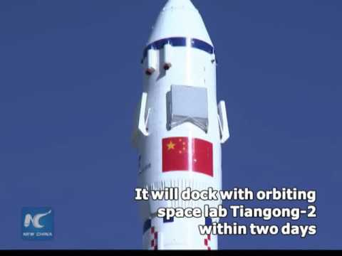 Jiuquan Satellite Launch Center gets ready for Shenzhou-11 spacecraft launch