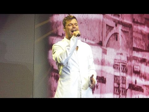 RICKY MARTIN - Live @ Moscow 2016