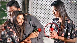 Aishwarya Rajesh proposed her fan ! Valentine's day spl Galatta Exclusive   Chekka Chivantha Vaanam