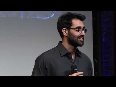 Solving The Global Water Crisis in 7 Minutes | Hamza Farrukh | TEDxNorthAdams