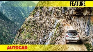 Cliffhanger: from Himachal to J&K   Renault Captur   Autocar India   Sponsored Feature
