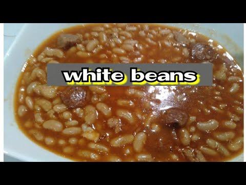 White Beans Recipe