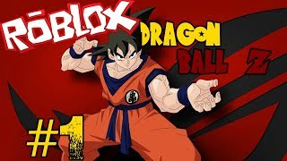 """Roblox Dragon Ball Z Final Stand - Part 1: """"It's Time"""""""