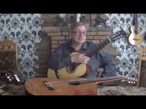 Ширина грифа гитары - краткий обзор