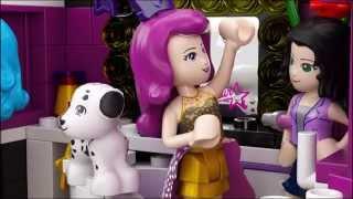 Pop Star Dressing Room  - LEGO Friends - Product 41104