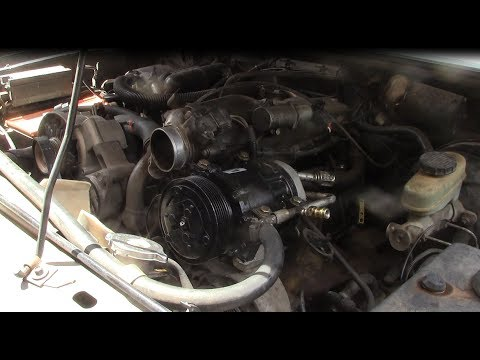 Ford Ranger Ac Compressor Replacement Recharge Success