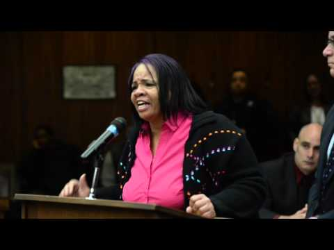 'I died when my son died,' Saginaw mom tells judge