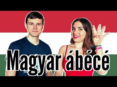 SPEAKING HUNGARIAN PART 4 🇭🇺 A magyar ábécé