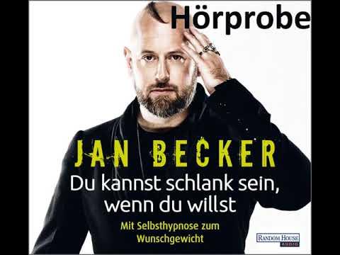 Du kannst schlank sein, wenn du willst: Mit Selbsthypnose zum Wunschgewicht YouTube Hörbuch Trailer auf Deutsch