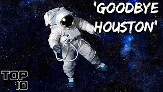 Top 10 Terrifying Things Said By Astronauts