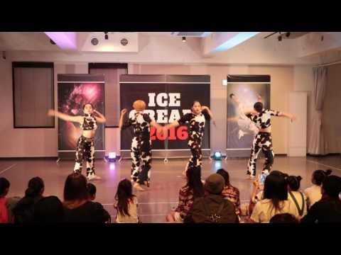 ICECREAM CONTEST 東京予戦3回戦 OPEN部門優勝:JUA