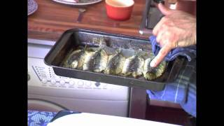 Sardines With Red Pepper Vinaigrette