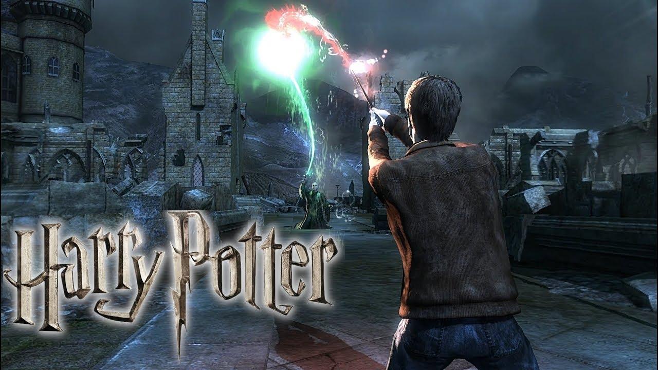 Harry Potter Und Die Heiligtümer Des Todes Teil 2 Dvd