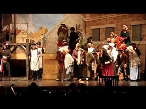 scarlet pimpernel madame guillotine VHS 2011