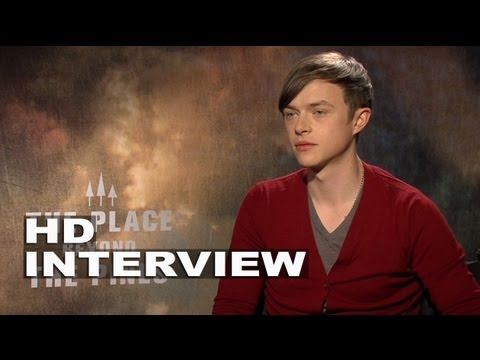 The Place Beyond The Pines: Dane DeHaan Official Interview