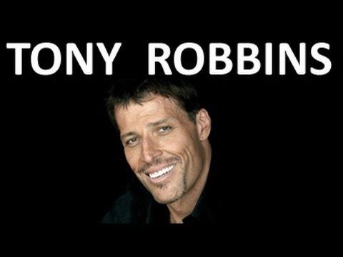 Tony Robbins: Ο άνθρωπος που μου άλλαξε τη ζωή!