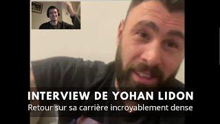 Zoom sur Yohan Lidon et annonce de son combat contre Dave Leduc