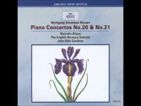 Mozart Piano Concerto NO. 17 G Major K.453 (on fortepiano)