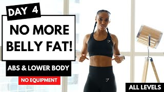 Download DAY 4 - LOSE WEIGHT - EXERCISES TO LOSE BELLY FAT (14 Day Exercise Challenge)