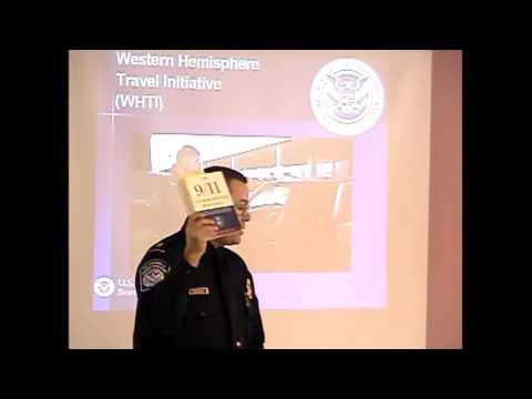 Border Crossing Regulations  1-18-08