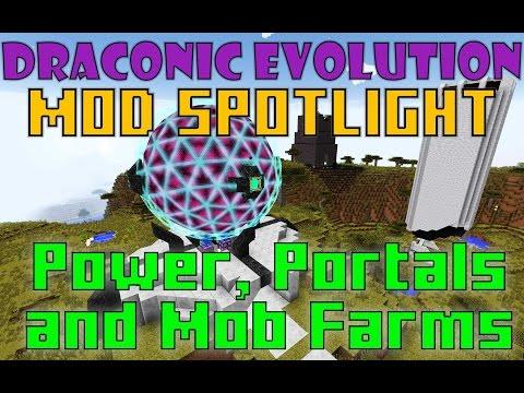Draconic Evolution - Mod Spotlight - E02