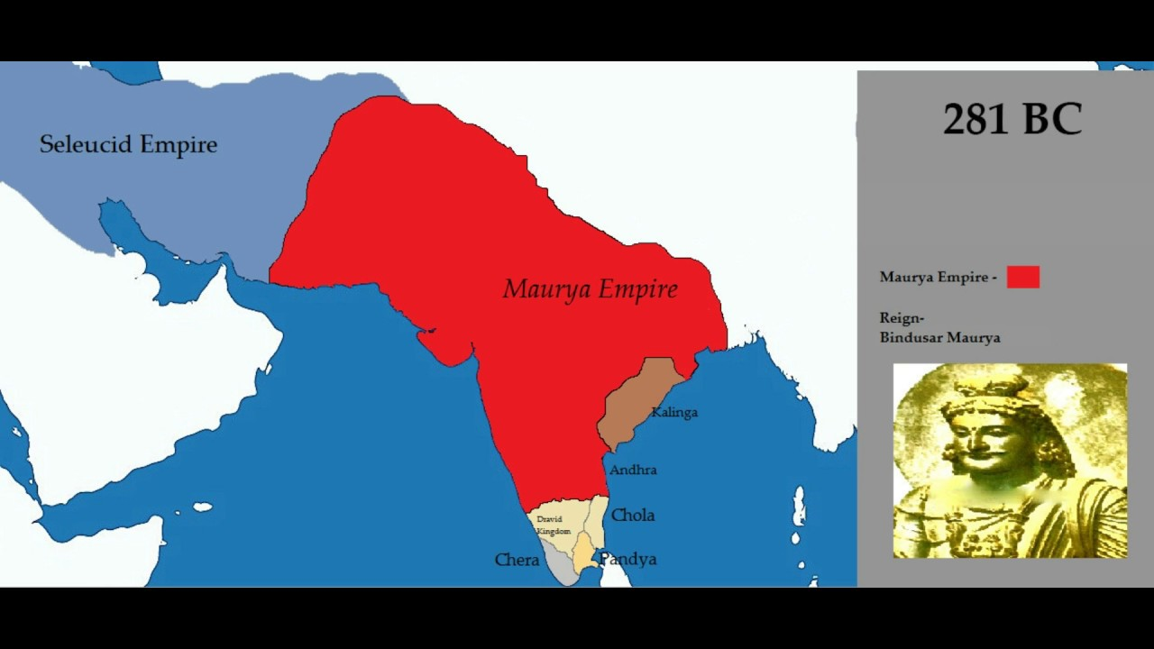 collapse of the mauryan empire