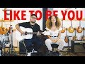 LIKE TO BE YOU - SHAWN MENDES COVER feat. Andrew Garcia