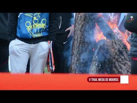 V Trail Meda de Mouros Reportagem