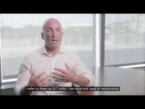 Relationship Beyond The Contract With IGT | HCL Technologies
