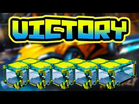 "OPENING 50+ ""VICTORY"" CRATES!! 
