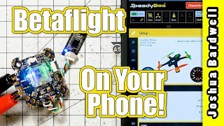 Speedybee: BEST BETAFLIGHT SMARTPHONE APP