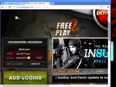 Crossfire free ecoin hack Download 2013