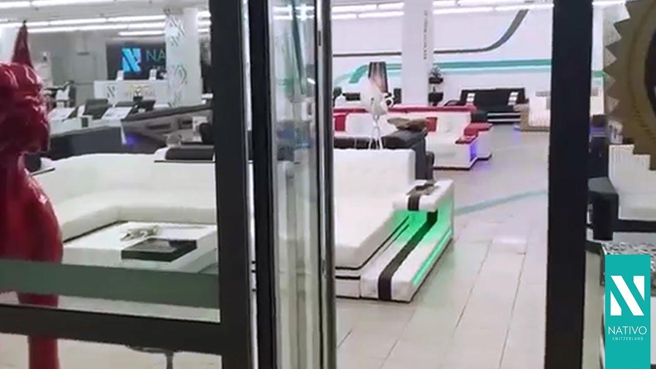Arredamento Casa Western nativo mobili italia - showroom a francoforte divani e letti di design