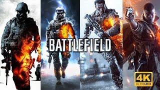 Battlefield Games in 4K - PC