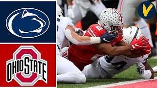#8 Penn State vs #2 Ohio State Highlights | Week 13 | College Football 2019