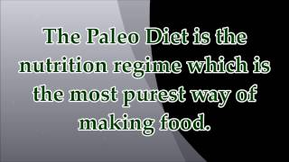 Paleo Diet Cookbook ► Paleo Diet Plans