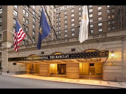 InterContinental New York Barclay Hotel, New York City, United States of America