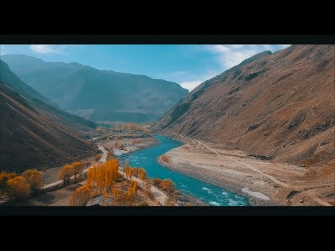 The Vrettas Life - Pamir Highway Tour, Tajikistan/Afghanistan border Travel Video GX85 DJI SPARK