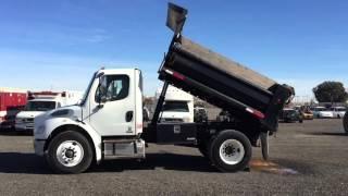 2007 Freightliner Business Class M2 Dump Truck