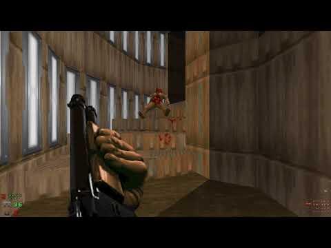 Doom: No End In Sight - E1M1 Terminal - All Secrets UHD 4K