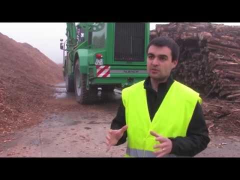 Bois énergie - La filière plaquettes forestières