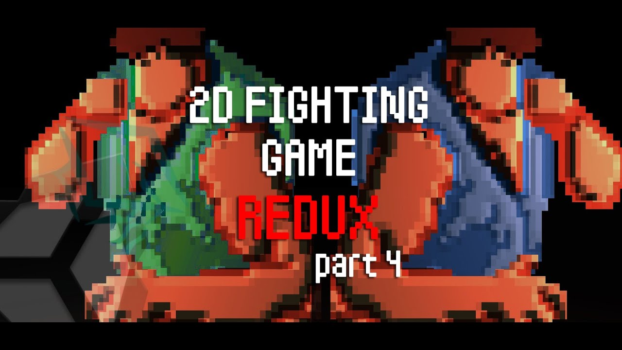 Unity 5 Tutorial 2D Fighting Game Redux Part 4 Enemy AI & Camera Work
