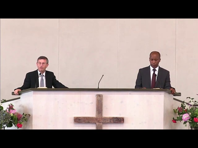 Gottesdienst Kwasizabantu - DE - 2020/05/10